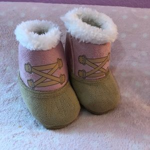 Other - Baby girl winter boots